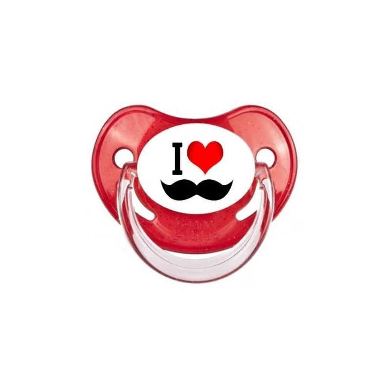 Sucette-personnalisee-prenom-I-Love-Moustache-sucette-personnalisee