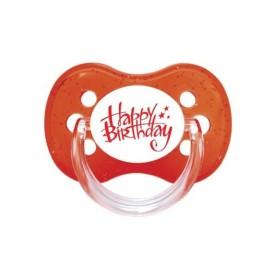 Sucette personnalisée Message - Humour Happy birthday sucette personnalisée
