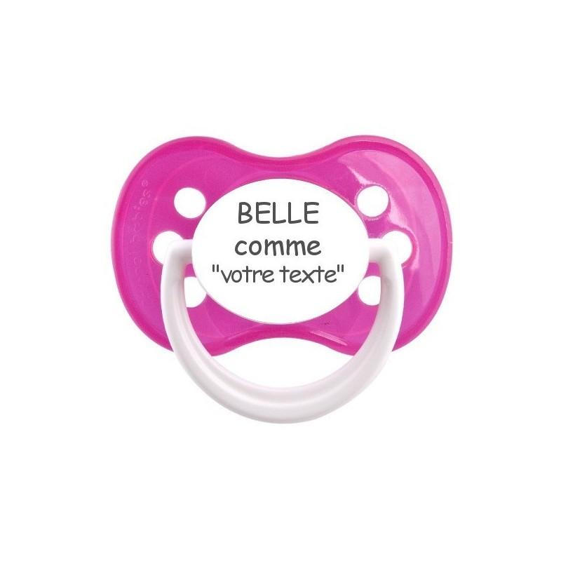 Tétine-personnalisée-prénom-sucette-prénom-belle-comme