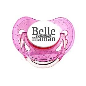 Tetine-prenom-Sucette-personnalisee-Belle-comme-maman