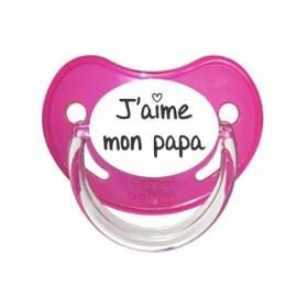 Tetine-prenom-Sucette-personnalisee-j'aime-mon-papa