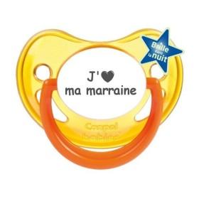 Tetine-prenom-Sucette-personnalisee-Cœur-j'aime-ma-marraine