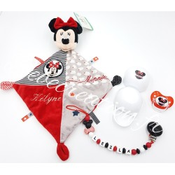 Pack Silicone Minnie