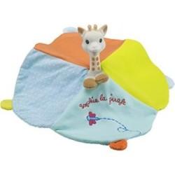 Doudou personnalisé broderie Disney ourson en peluche cape de bain carnet de santé personnalisé prénomDoudou Sophie la girafe...