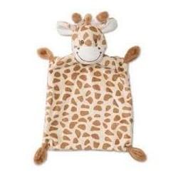 Doudou-personnalisé-brodé-girafe