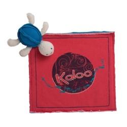 Doudou personnalisé broderie Disney ourson en peluche cape de bain carnet de santé personnalisé prénomDoudou Tortue Kaloo