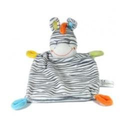 Doudou-personnalisé-brodé-zebre