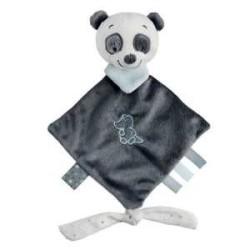 Doudou personnalisé broderie Disney ourson en peluche cape de bain carnet de santé personnalisé prénomdoudou Loulou le panda