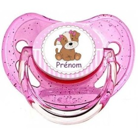 Sucette-personnalisee-prenom-Chien-fille-Tetine-personnalisee