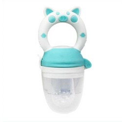 Accueil Tétine grignoteuse Animal Turquoise