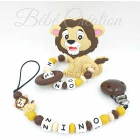 Pack Lion Silicone en silicone