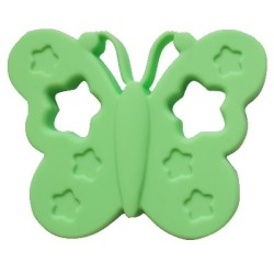 Papillon dentition silicone Anis