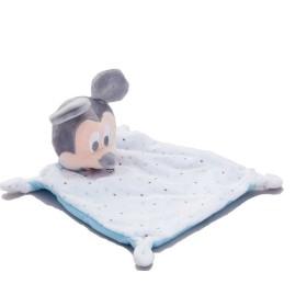 Doudous personnalisés (broderie)-au prenom-Doudou Mickey étoile