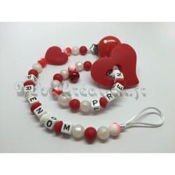Attache-tétine-personnalisée-silicone-coeur-pack-rouge
