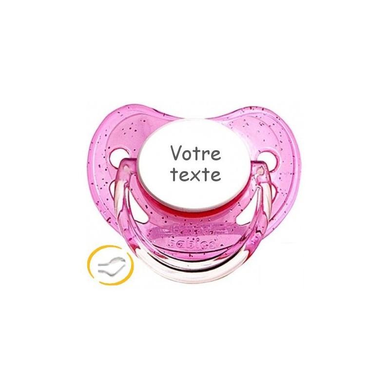 Tetine-prenom-Sucette-personnalisee-à-paillettes