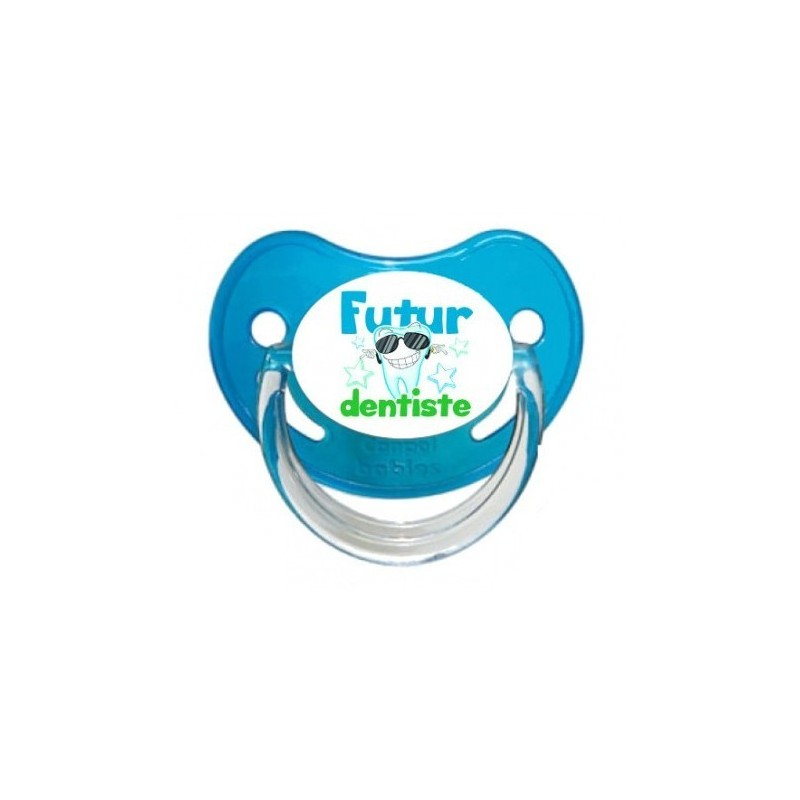 Sucette-personnalisee-prenom-Futur-Dentiste-sucette-personnalisee