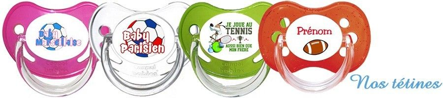 Sucette Sports / Loisirs